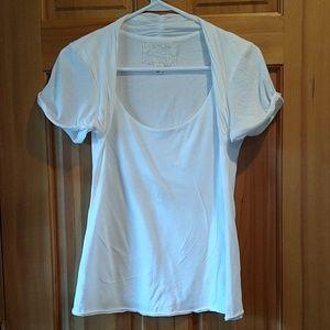 Deletta soft cotton tee shirt